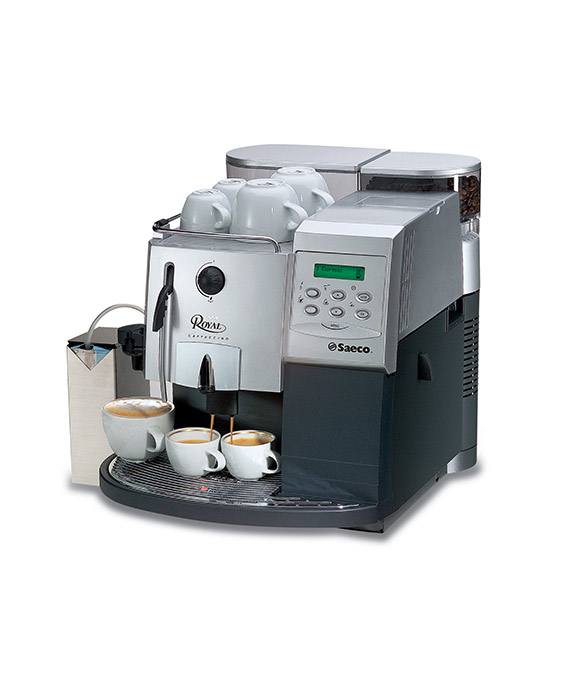 automatic coffee machine for the office