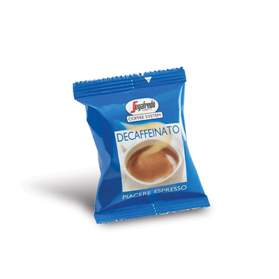 Segafredo Decaf Coffee Capsules