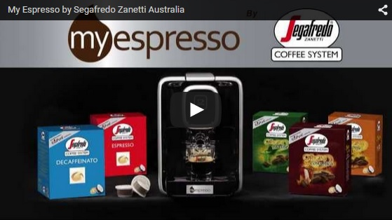 The MyEspresso capsule coffee machine from Segafredo Coffee System is a sleek and compact unit which will look fabulous on your kitchen bench. Simple to use the MyEspresso features a quality 19 bar Italian pump, ideal for extracting the perfect shot of espresso every time at the touch of a button.
