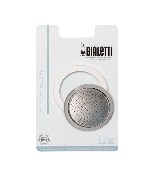 Bialetti Seal Filter Stainless Steel